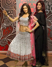 Katrina Kaif's wax statue unveiled at London's Madame Tussauds